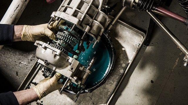 olio cambio automatico